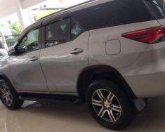 Cần bán lại xe Toyota Fortuner 2.4G 4x2 MT sản xuất 2017, nhập khẩu nguyên chiếc giá 1 tỷ 125 tr tại Cần Thơ