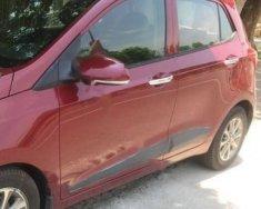 Cần bán gấp Hyundai Grand i10 1.0 AT sản xuất năm 2013, màu đỏ, nhập khẩu nguyên chiếc  giá 326 triệu tại Vĩnh Phúc