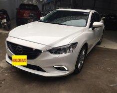 Bán Mazda 6 2.0L đời 2017, màu trắng giá 780 triệu tại Hà Nội