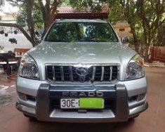 Bán ô tô Toyota Prado 2.7AT đời 2007, màu bạc, nhập khẩu giá 715 triệu tại Hà Nội