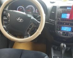 Bán Hyundai Santa Fe SLX đời 2009, màu bạc, nhập khẩu Hàn Quốc chính chủ giá 645 triệu tại Hà Nội