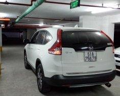 Cần bán gấp Honda CR V 2.4 AT đời 2014, màu trắng, 850tr giá 850 triệu tại Tp.HCM