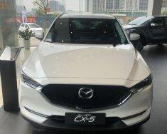 Bán ô tô Mazda CX 5 2.5 AT 2WD đời 2018, màu trắng giá 989 triệu tại Hà Nội