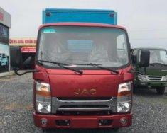Bán xe tải JAC 1T99 mới giá tốt. Hỗ trợ trả góp 90% giá 290 triệu tại Tp.HCM