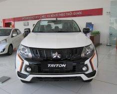 Mitsubishi Triton bán tải (4x4, 4x2 AT & MT), nhập khẩu Thái Lan 100% giá 555 triệu tại Tp.HCM
