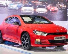 Bán xe Volkswagen Scirocco GTS coupe 2 thể thao cửa xe Đức nhập khẩu chính hãng mới 100%. LH 0933 365 188 giá 1 tỷ 499 tr tại Tp.HCM