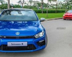 Bán Xe Volkswagen Scirocco R coupe 2 cửa xe Đức nhập khẩu nguyên chiếc chính hãng mới 100% giá tốt. LH ngay 0933 365 188 giá 1 tỷ 669 tr tại Tp.HCM