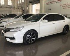 Bán xe Honda Accord sản xuất 2017, màu bạc giá 1 tỷ 198 tr tại Cần Thơ