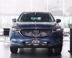 Cần bán xe Mazda CX 5 2.5 AT AWD sản xuất năm 2018, màu xanh đen giá 1 tỷ 190 tr tại Tp.HCM
