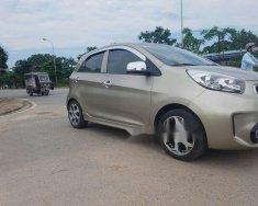 Chính chủ bán xe Kia Morning năm sản xuất 2016, màu vàng giá 300 triệu tại Bắc Giang