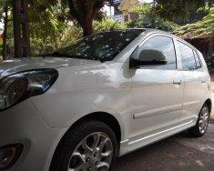 Bán ô tô Kia Morning sản xuất năm 2012, màu trắng, giá 220tr giá 220 triệu tại Thái Nguyên