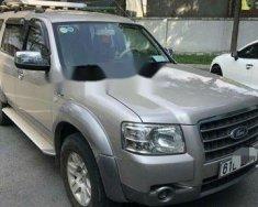Bán ô tô Ford Everest đời 2009, màu bạc xe gia đình, giá chỉ 420 triệu giá 420 triệu tại Bình Dương