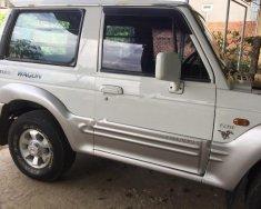 Cần bán xe Hyundai Galloper 2003, màu trắng, nhập khẩu giá 155 triệu tại Lâm Đồng