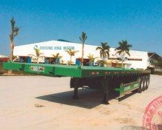 Chuyên cung cấp RM Sàn phẳng  32 tấn Doosung  3 trục 40 feet. Giá gốc  giá 320 triệu tại Bình Dương