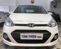 Auto Tâm Thiện bán Hyundai Grand i10 1.0 MT đời 2014, màu trắng, nhập khẩu giá 315 triệu tại Khánh Hòa