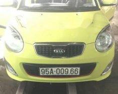 Bán Kia Morning đời 2013, màu vàng giá 235 triệu tại Cần Thơ