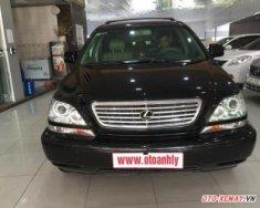 Cần bán gấp Lexus RX đời 1999, màu đen giá 365 triệu tại Phú Thọ
