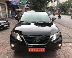 Cần bán Lexus RX 350 đời 2010, màu đen, nhập khẩu giá 1 tỷ 790 tr tại Hà Nội