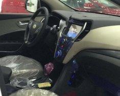 Bán ô tô Hyundai Santa Fe đời 2018, màu đen giá 1 tỷ 20 tr tại Đà Nẵng