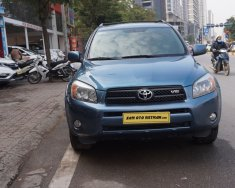 Bán Toyota RAV4 3.5 AT đời 2006, màu xanh lam, nhập khẩu giá 505 triệu tại Hà Nội