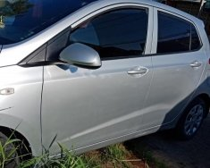 Bán ô tô Hyundai Grand i10 1.0 MT năm 2015, màu bạc, nhập khẩu, 270 triệu giá 270 triệu tại Cần Thơ