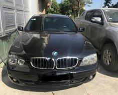 Bán xe BMW 7 Series 750Li đời 2007, màu đen, nhập khẩu chính chủ giá 626 triệu tại Hải Phòng