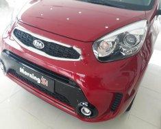 Bán xe Kia Morning Si MT 2018, màu đỏ, giá chỉ 345 triệu giá 345 triệu tại Vĩnh Phúc