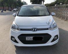 Cần bán xe Hyundai Grand i10 1.0 sản xuất 2015, màu trắng, nhập khẩu nguyên chiếc giá 360 triệu tại Hà Nội