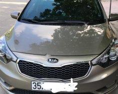 Bán Kia K3 2.0 AT sản xuất năm 2014, màu vàng cát giá 545 triệu tại Ninh Bình