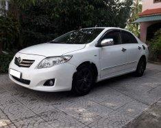 Bán xe Toyota Corolla altis 1.8G sản xuất 2009, màu trắng  giá 395 triệu tại Quảng Ngãi