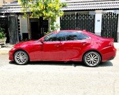 Bán xe Lexus IS 250 năm sản xuất 2013, màu đỏ, xe nhập giá 1 tỷ 790 tr tại Tp.HCM