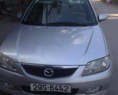 Cần bán lại xe Mazda 323 Classic GLX sản xuất năm 2003, màu bạc giá 165 triệu tại Phú Thọ