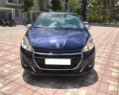 Peugeot 208 nhập khẩu nguyên chiếc tại Pháp sản xuất 2015, đăng ký 2016 chính chủ từ đầu siêu chất  giá 635 triệu tại Hà Nội