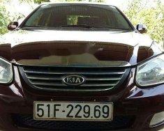 Bán ô tô Kia Cerato năm sản xuất 2007, màu đen, xe nhập, giá 189tr giá 189 triệu tại Lâm Đồng