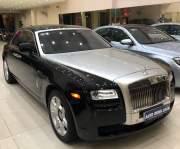 Bán Rolls-Royce Ghost 2011, màu đen, nhập khẩu giá 11 tỷ 200 tr tại Tp.HCM