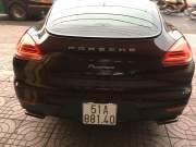 Bán Porsche Panamera đời 2014, màu nâu, nhập khẩu giá 3 tỷ 680 tr tại Tp.HCM