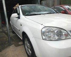 Cần bán xe Daewoo Lacetti năm 2004, màu trắng, giá tốt giá 155 triệu tại Lâm Đồng