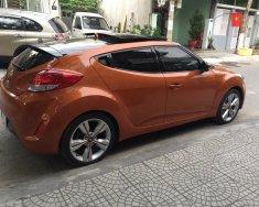 Cần bán Hyundai Veloster năm sản xuất 2011, màu vàng, nhập khẩu giá 495 triệu tại Đà Nẵng