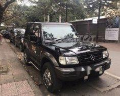 Bán xe Hyundai Galloper đời 2004, màu đen giá 238 triệu tại Hà Nội