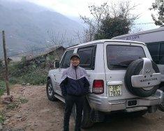 Cần bán Hyundai Galloper sản xuất năm 2003, màu trắng, nhập khẩu giá 138 triệu tại Hà Nội