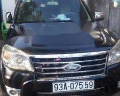 Cần bán Ford Everest đời 2009, màu đen xe gia đình, giá tốt giá 510 triệu tại Bình Phước