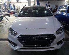 Bán Hyundai Accent 1.4 ATH năm 2018, màu trắng, 540tr giá 540 triệu tại BR-Vũng Tàu