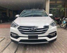 Bán xe Hyundai Santa Fe sản xuất năm 2018, màu trắng, giá tốt giá Giá thỏa thuận tại Tp.HCM