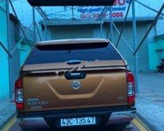 Cần bán Nissan Navara VL 300 đời 2017, màu vàng, nhập khẩu nguyên chiếc, giá tốt giá 698 triệu tại Đà Nẵng