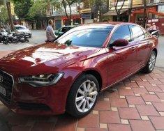 Bán Audi A6 Quattro 3.0 đời 2012, màu đỏ, xe nhập giá 1 tỷ 185 tr tại Hải Phòng