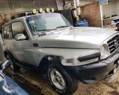 Cần bán xe Ssangyong Korando đời 2000, màu bạc, nhập khẩu Hàn Quốc, giá 105tr giá 105 triệu tại Hà Nội