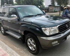 Cần bán xe Toyota Land Cruiser GX 4.5 năm 2002, màu xanh lam, nhập khẩu chính chủ giá 386 triệu tại Tp.HCM