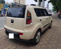 Bán xe Kia Soul 4U sản xuất năm 2009, màu kem (be), nhập khẩu giá 350 triệu tại Hà Nội
