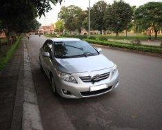 Cần bán xe Toyota Corolla Altis năm sản xuất 2009, màu bạc  giá 465 triệu tại Thái Nguyên