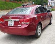 Cần bán Chevrolet Cruze LT đời 2011, màu đỏ số sàn giá 310 triệu tại Lâm Đồng